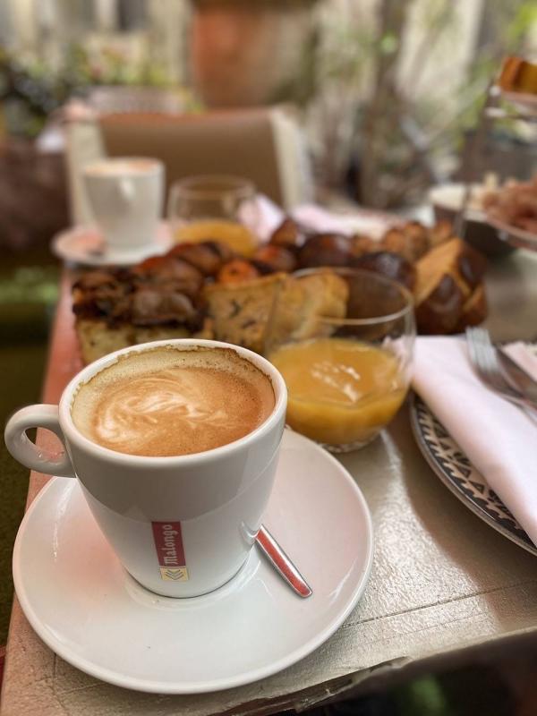 Brunch - La Fontaine - Restaurant Saint Paul de Vence
