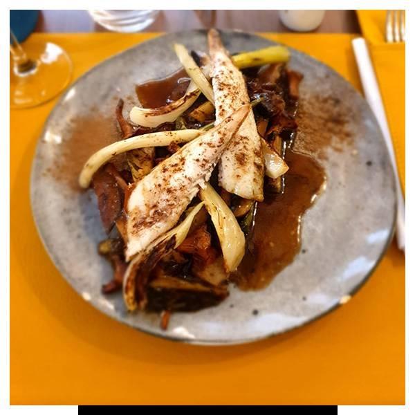 La Fontaine - Restaurant Saint Paul de Vence